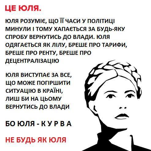 Тимошенко открыто начала президентскую кампанию, - нардеп  Чижмарь - Цензор.НЕТ 7617